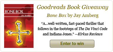 Goodreads Book Giveaway, Bone Box by Jay Amberg