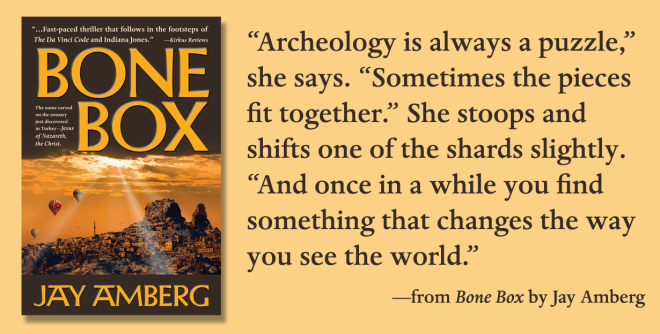 Bone Box by Jay Amberg